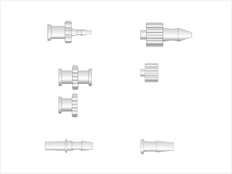 Connecteurs Luer Lock