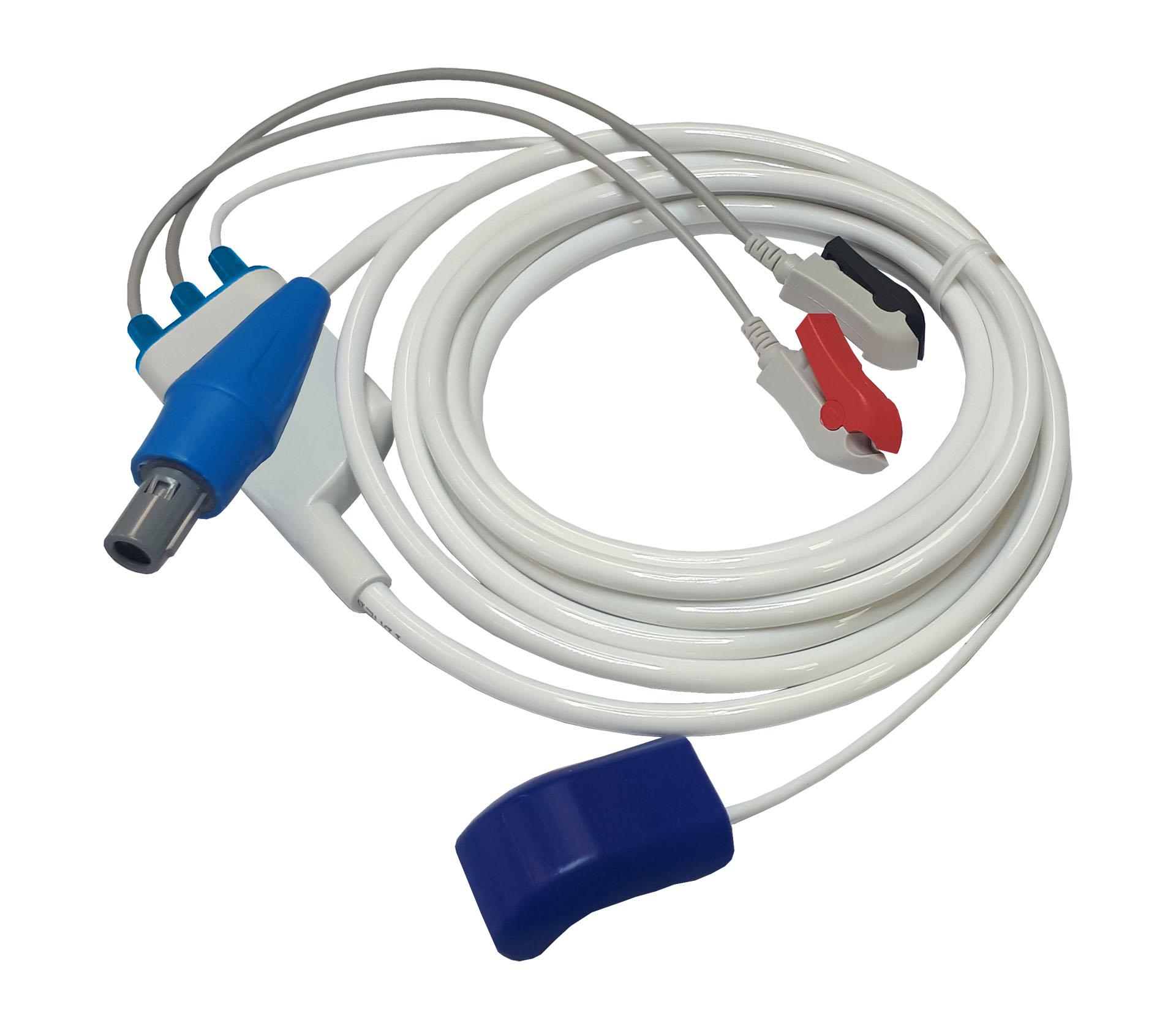 Câble capteur accéléromètre pour pied