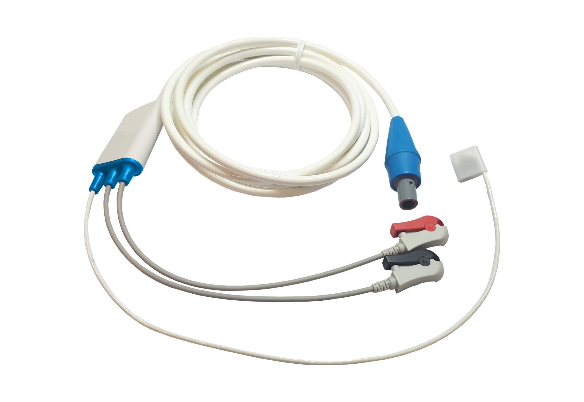 Câble capteur accéléromètre sourcilier